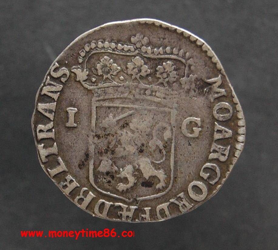 Pays-Bas  Gulden  1718