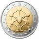 2 €uro commémorative Belgique 2006