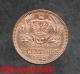 2 centimes Louis Philippe I, essai de 1942