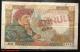 50 francs Jacques Coeur du 15-5-1941 ANNULE