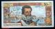 50 nouveaux  francs type HENRI IV  3-9-1959