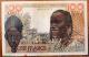 Afrique de l'Ouest 100 francs  du  20-3-1961